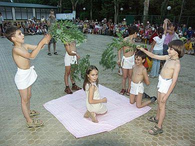 Ролевая игра в детском лагере disciples форумная ролевая игра