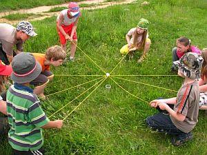 Игры для знакомства с детьми в лагере интересные знакомства в гермвнии