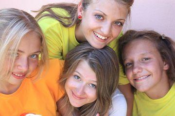 тренинг знакомство с группой детей