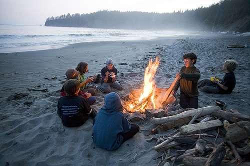 Песни у костра — Летний лагерь