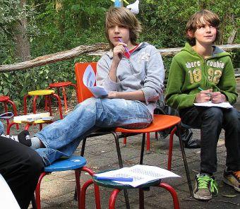 игры на знакомство в летнем лагере