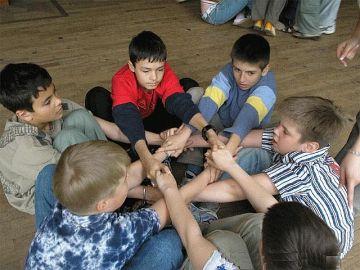 игры на знакомство сплочение студентов