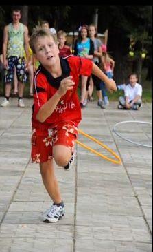 Подвижные игры для детей в лагере на