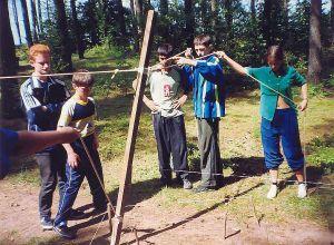 Игры на знакомства в лагере по возрастам диалог знакомства с парнем