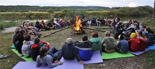 день знакомств летний лагерь