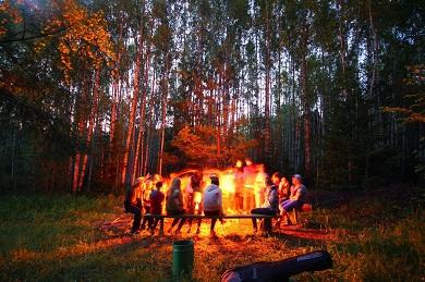 Методика Проведения Огонька Знакомств В Лагере