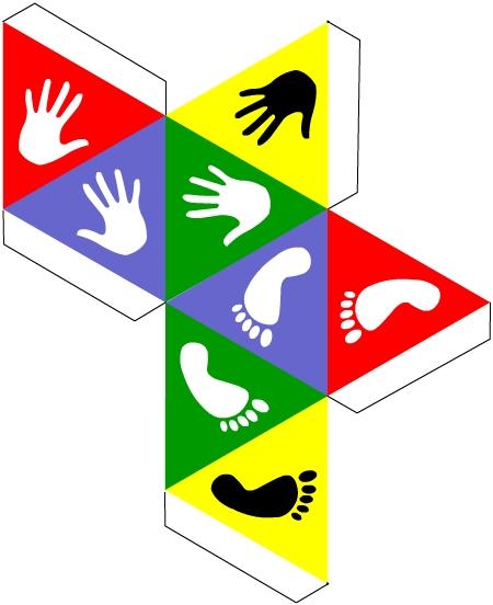 Как сделать настольную игру своими руками из бумаги картинка