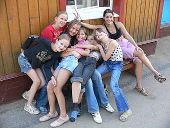 вечер знакомств детский лагерь
